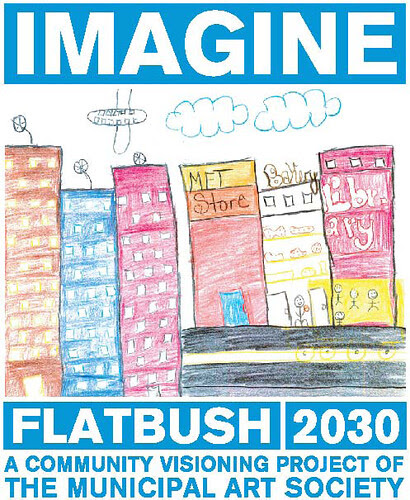 Imagine Flatbush 2030 Logo