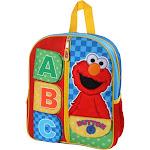 Sesame Street 12 inch Elmo Kids' Backpack Sings The ABC's