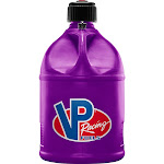 VP Racing Motorsport 5 Gallon Round Plastic Container Utility Jug Can, Purple by VM Express