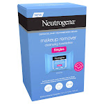 Neutrogena Make Up Remover Wipes, 60-Count