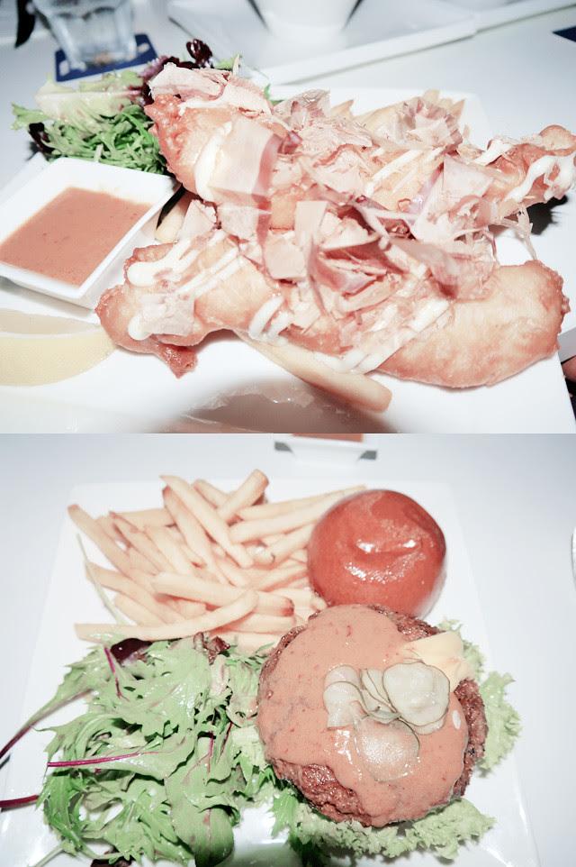 food at esplanade typicalben