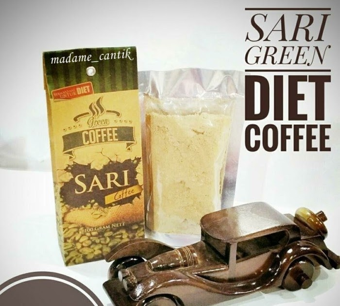 GREEN COFFEE SARI