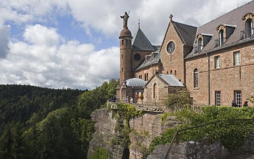 Le Mont St Odile - Ottrott - Alsace