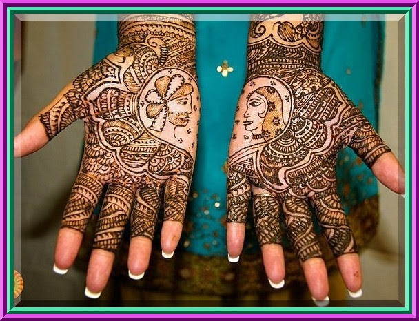 Mehndi Party Saree : Fashion fok henna bridal wedding mehndi design party