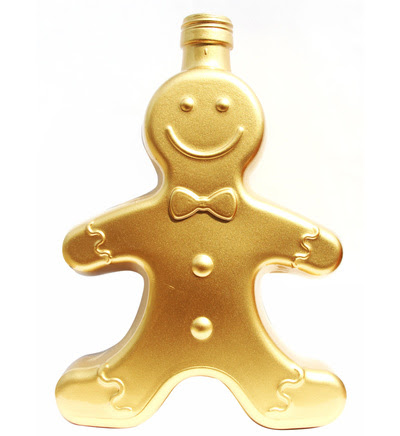 Sirop Gingerbread Or saveur caramel beurre salé