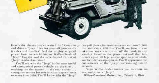 16 Facts Every Jeep Lover Should Know