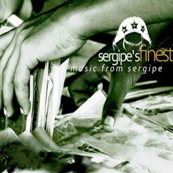 Sergipe's Finest - Music From Sergipe (CD1) cover art