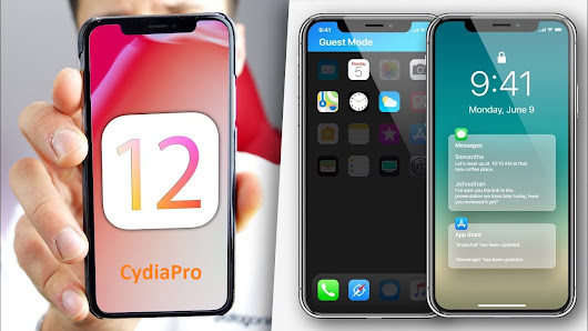 Cydia Download iOS 12 on iPhone, iPad and iPod touch