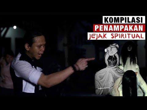 Kompilasi Penampakan Hantu dari acara Jejak Spiritual