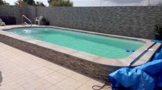 Super piscina pequena redonda dy74 ivango oneletter co - Piscinas pequenas prefabricadas ...