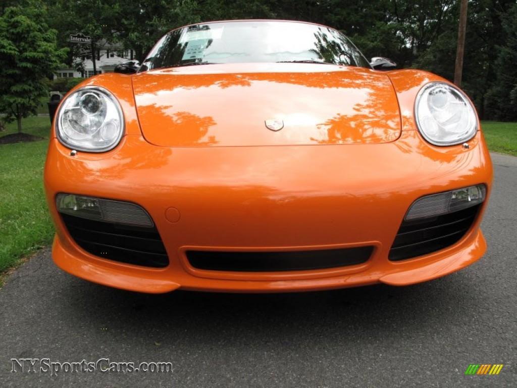 2008 Porsche Boxster S Limited Edition In Orange Photo 10
