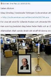 Screenshot of Sindbad.se