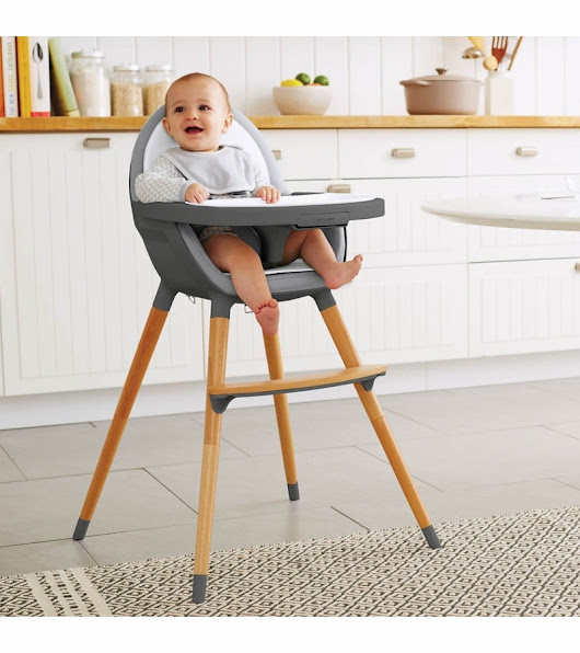 Popular High Chairs Recalled Due to Risk of Collapse