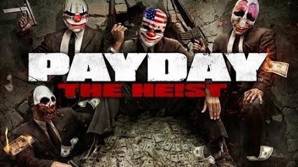 PAYDAY: The Heist + почта [Steam]