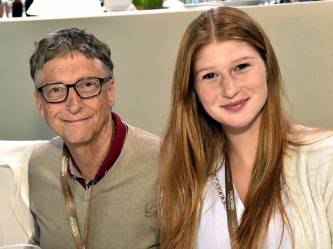 Bill Gates Jennifer Gates