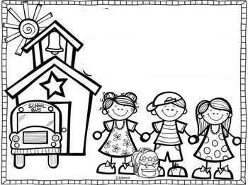 Okul Boyama Sayfasi 4 Okul öncesi Etkinlik Faliyetleri