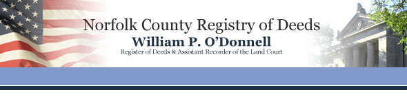 Norfolk County Register of Deeds William P. O'Donnell Partners with New Life Furniture Bank of MA