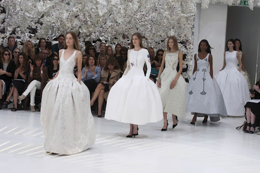Our favorite Dior by Raf Simons looks ever | The Blonde Salad