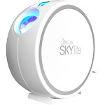 BlissLights Sky Lite Laser Projector w/LED Nebula Cloud for Game Rooms, Home