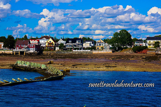 Sightseeing in the Historic Resort Town of St. Andrews by-the-Sea! - Sweet Travel Adventures