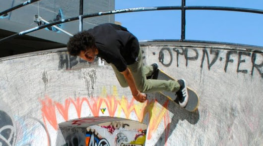 the physics of skateboarding essay Frontside forces and fakie flight: the physics of skateboarding tricks by pearl  tesler and paul doherty in the beginning, skateboarding was simple.