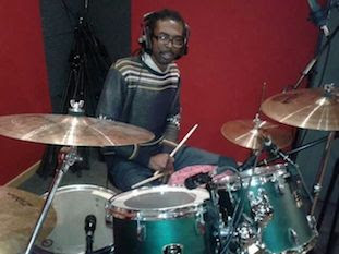 X.O.Dus recording in the studio 2013