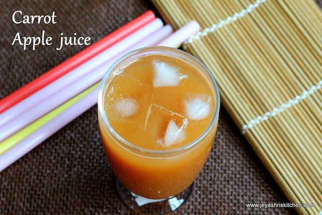 apple-carrot-juice