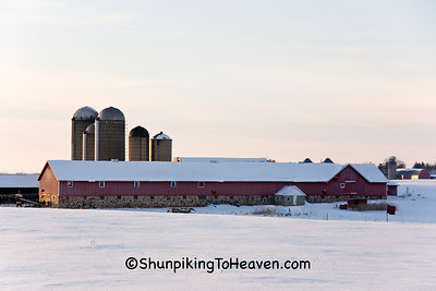 The Lawrence Ringelstetter Farm, Jefferson County, Wisconsin