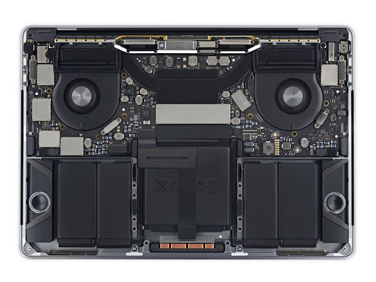 We tore down the Touch Bar (and the 13'' MacBook Pro attached to it) | iFixit
