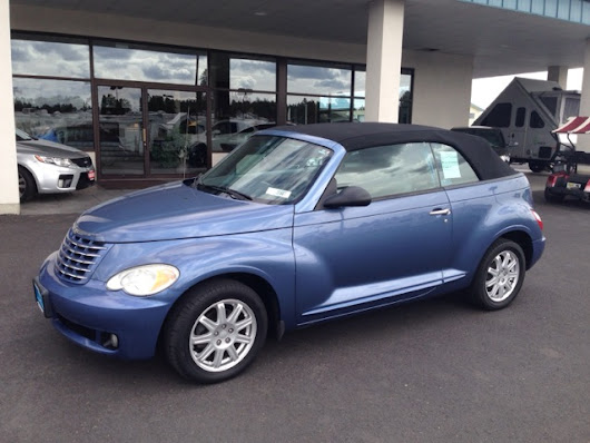 Used 2007 Chrysler PT Cruiser for Sale in Deer Park WA 99006 Parkway Auto Center