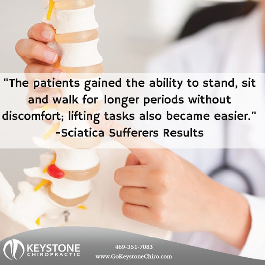 How To Conquer Sciatica - Keystone Chiropractic