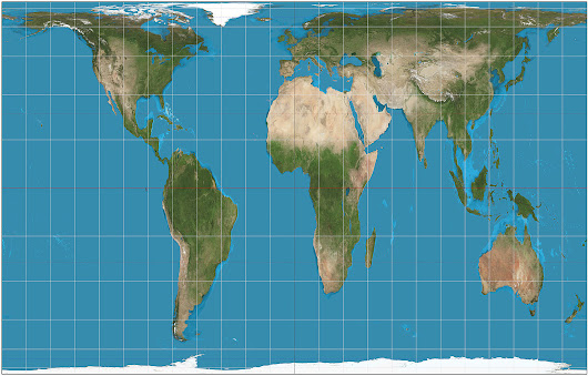 Boston school district switches to a more accurate world map, blows kids' minds
