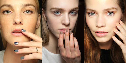The 17 Best Nail Looks from Fall 2015