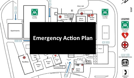 Does Your Organization Have an Emergency Action Plan? | SACS Consulting & Investigative Services, Inc.
