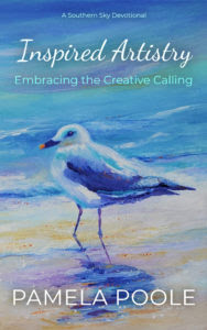 Inspired Artistry - Embracing the Creative Calling Ebook Cover