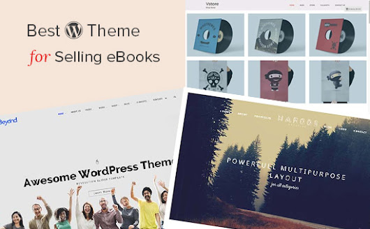 24 Best WordPress Themes for Selling eBooks (2017)