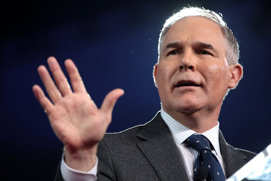 Environmental IntegrityEPA Administrator Pruitt's Secrecy Extends Even to Refusal to Release His Public Speeches | Environmental Integrity