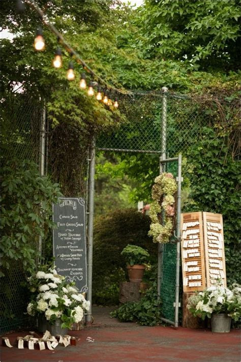 25  best ideas about Tennis Court Wedding on Pinterest