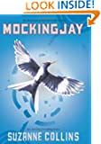 Mockingjayt by Suxanne Collins book cover