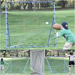 EZ Goal Pitching Throwback - 6'X6'