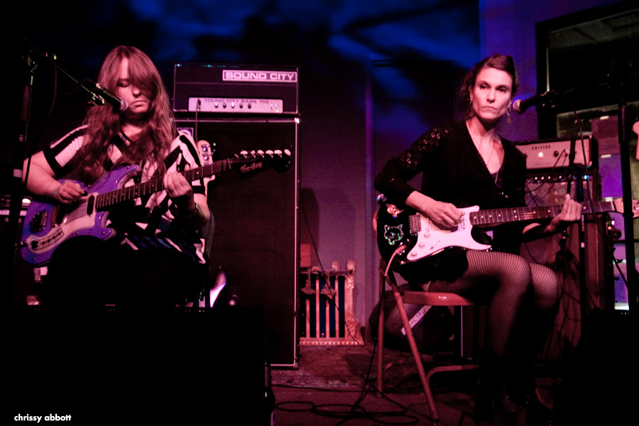 The Violet Hour at the Metro Gallery