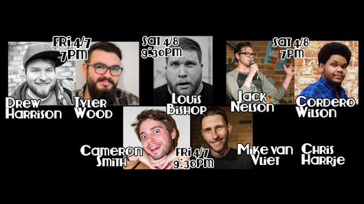 Locals Weekend at the Dead Crow Comedy Room!!