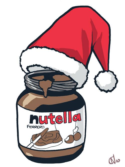 08 - Nutella Santa