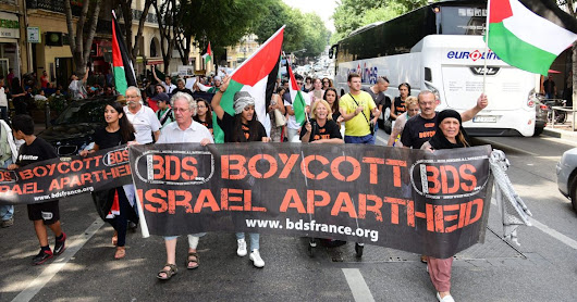 In first, a Spanish state adopts BDS as policy