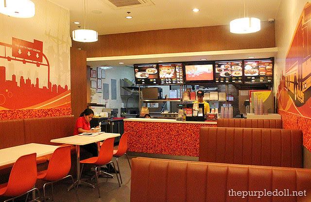 Manang's Chicken SM North Annex