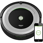 iRobot Roomba 690 Robotic Vacuum - Bagless - AeroVac