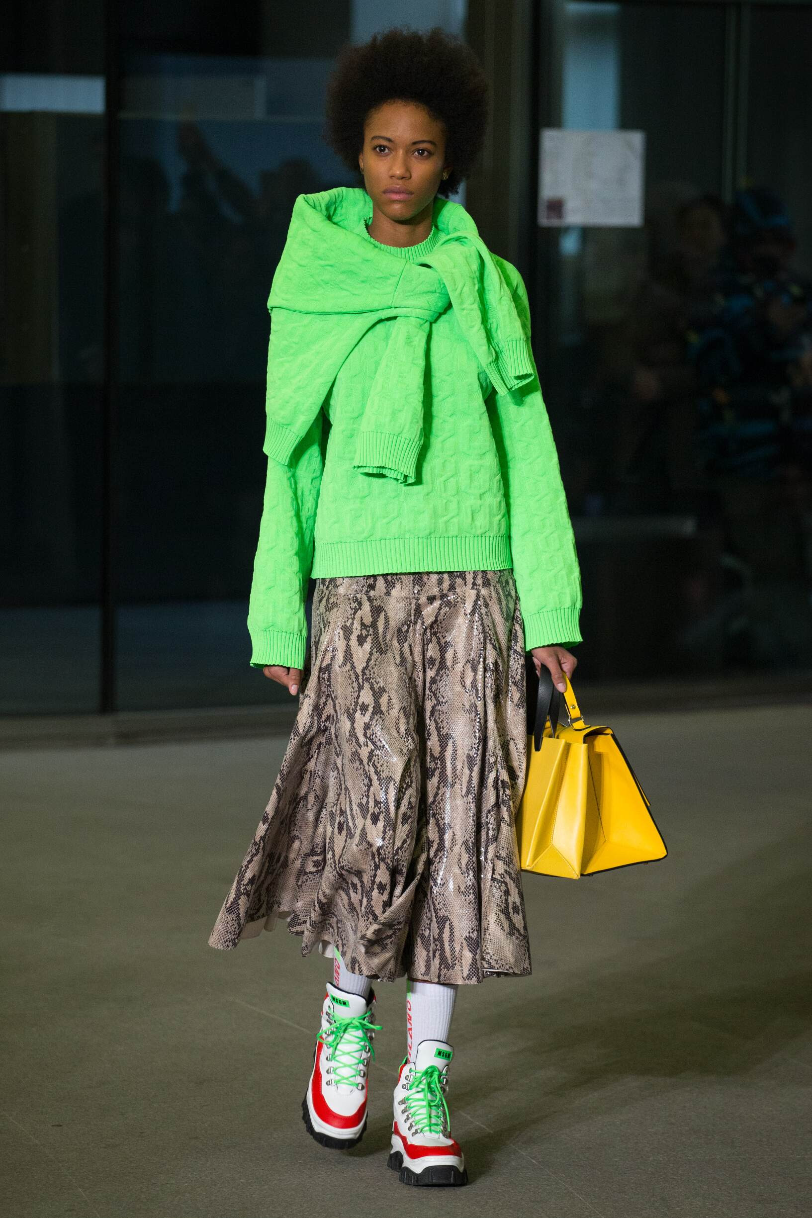 msgm fall winter 2018 women's collection  the skinny beep