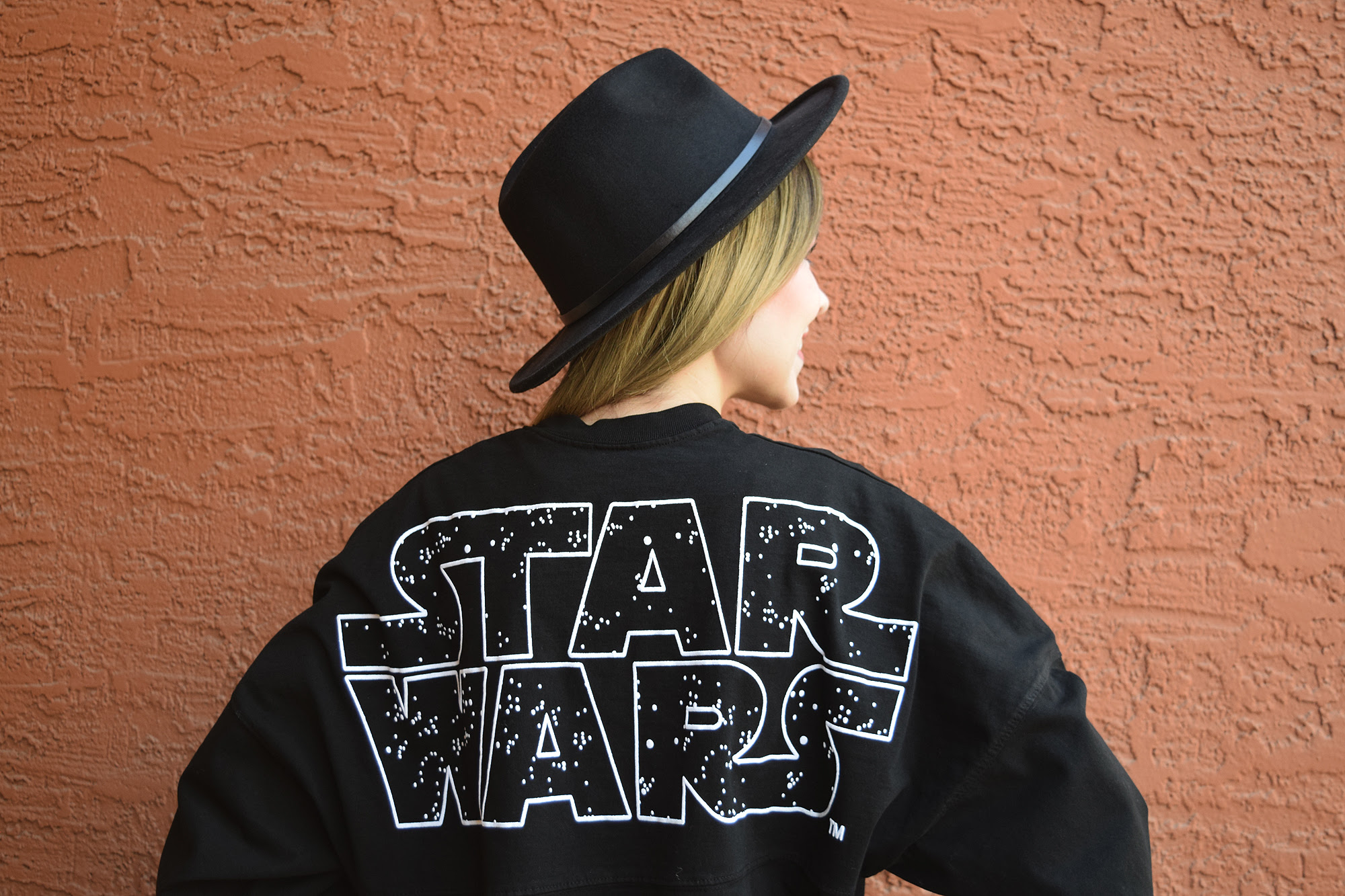 Star Wars OOTD: Star Wars Spirit Jersey | Anakin and His Angel