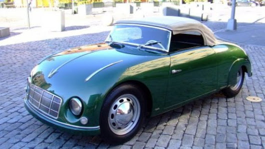 Another Porsche 356 Mystery Car - MyCarQuest.com
