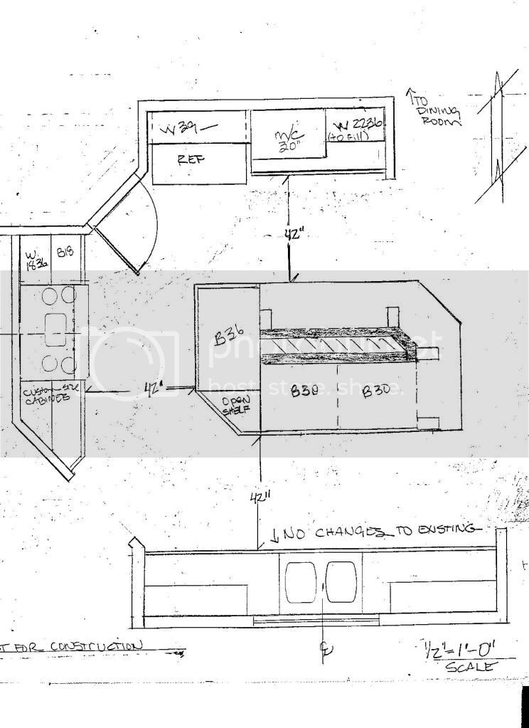 Help with Design Layout - Kitchens Forum - GardenWeb